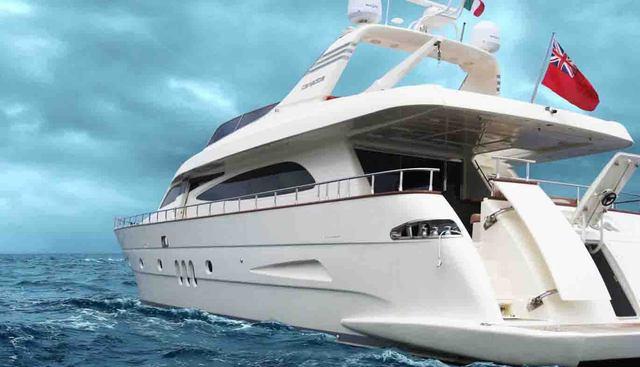 Mosca Charter Yacht - 3