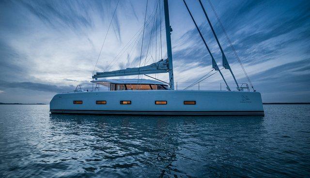 Cygnus Cygnus Charter Yacht