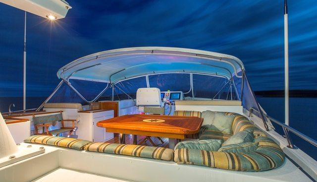 Tumblehome Charter Yacht - 3