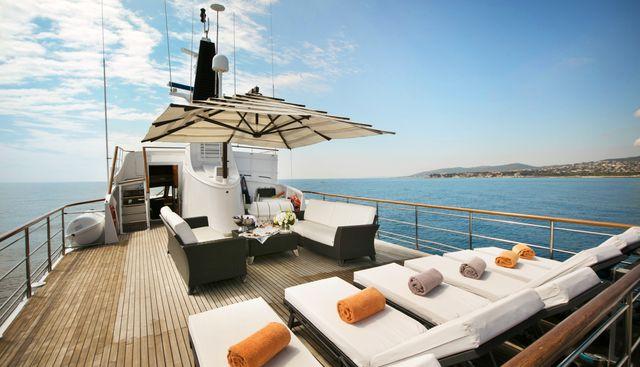 Lady Jersey Charter Yacht - 3