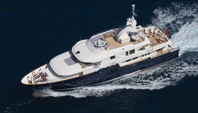 Gaja Charter Yacht - 3