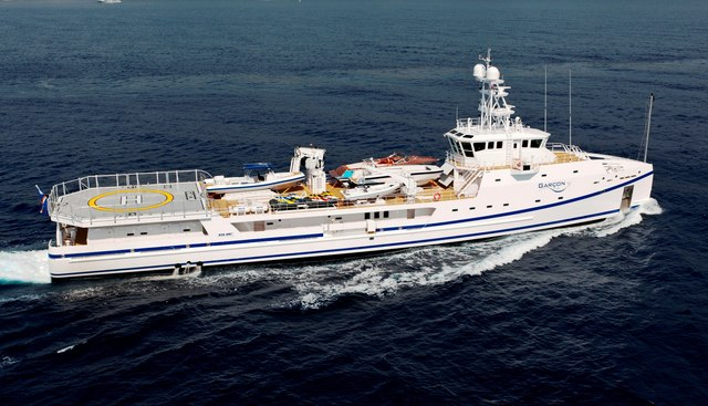 Garcon Charter Yacht - 6