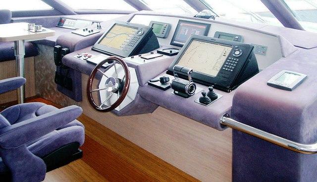 Pik II Charter Yacht - 2