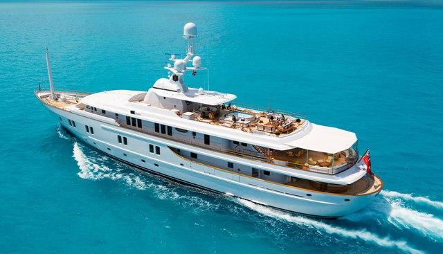 Katharine Charter Yacht