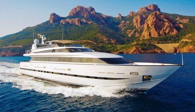 Christo HE Charter Yacht