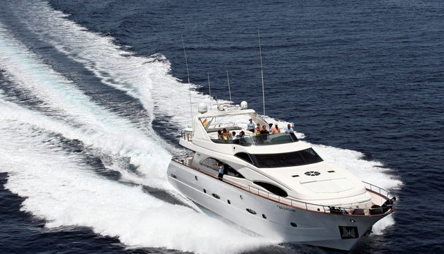 Lady R Charter Yacht - 2