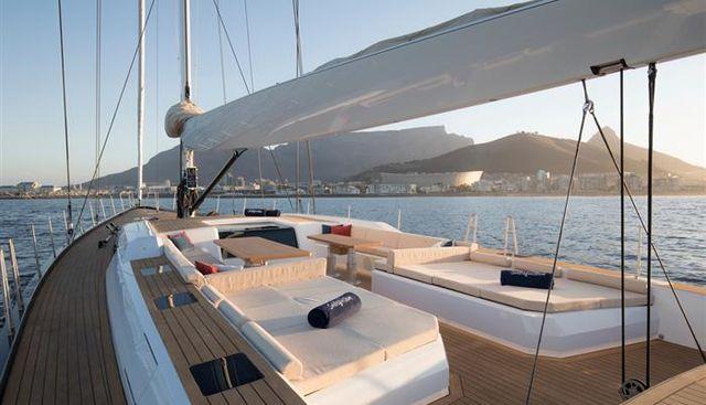 Wolfhound Charter Yacht - 3