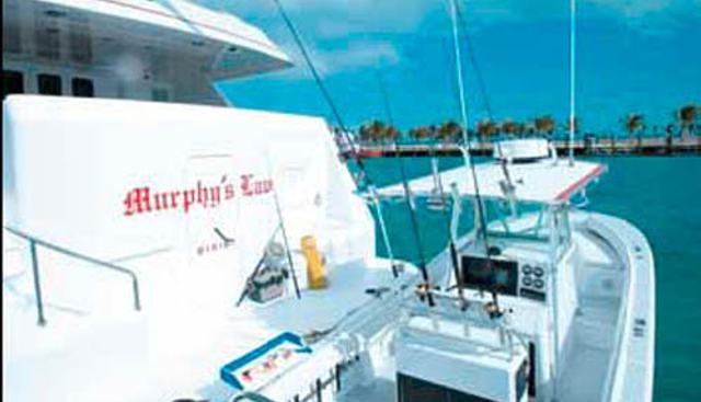 Murphy's Law Charter Yacht - 5
