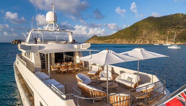 Lionshare Charter Yacht - 3