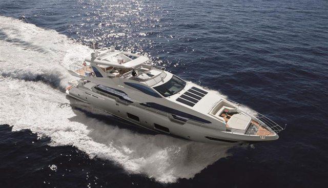 Ironman Charter Yacht