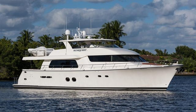 Sunquest Charter Yacht