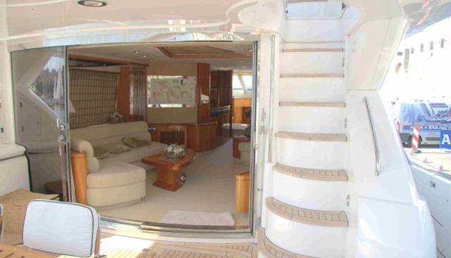Lucky Bear Charter Yacht - 6