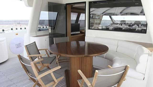 Ulyssia Charter Yacht - 5