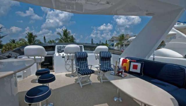 Miz Doris III Charter Yacht - 4