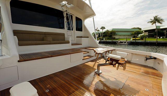 Nina Marie Charter Yacht - 4