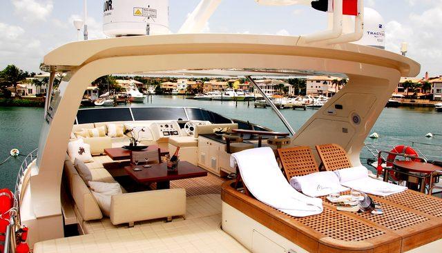 Chomy Charter Yacht - 5