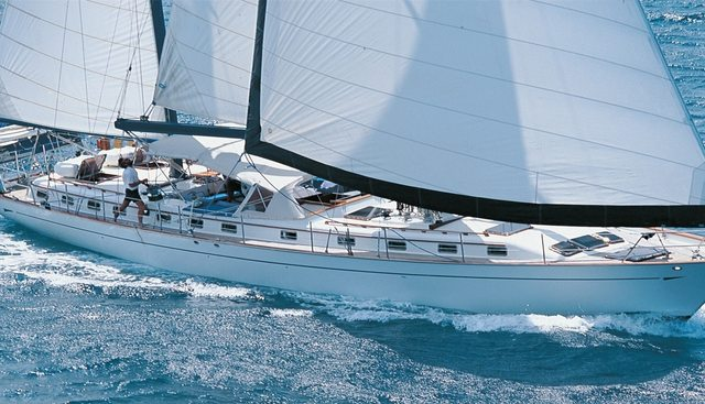 High Aspect Charter Yacht