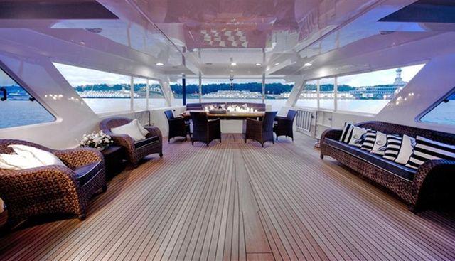 Aga 6 Charter Yacht - 4