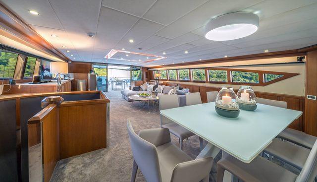 San LiMi Charter Yacht - 8