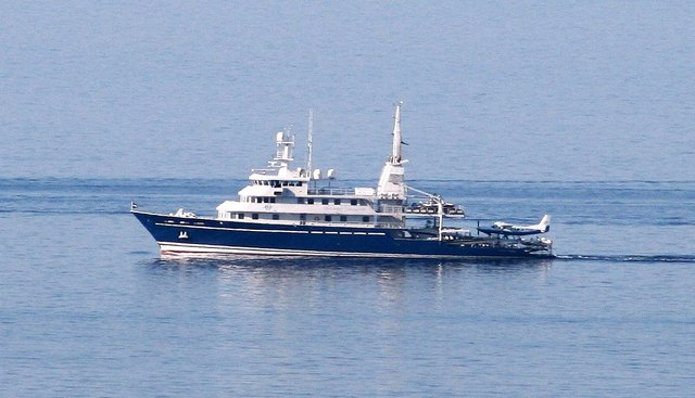 Blue Shadow Charter Yacht - 4