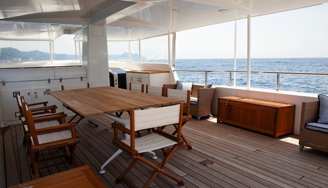 Persuader Charter Yacht - 4
