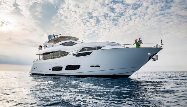 Elegance Charter Yacht