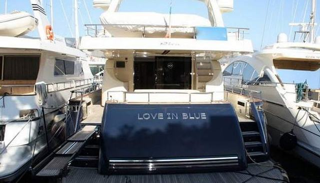 Love in Blue Charter Yacht - 3