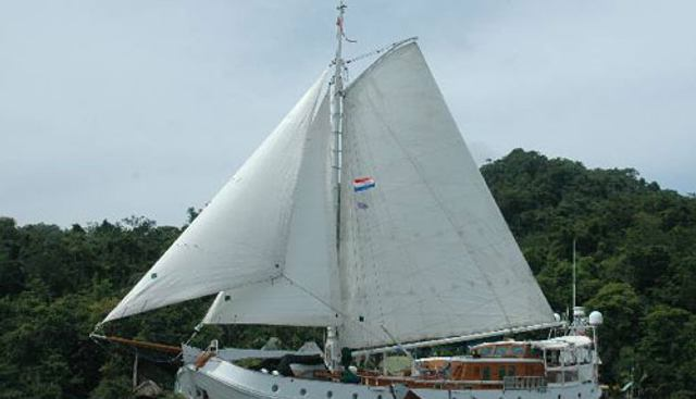 De Vrouwe Christina Charter Yacht - 5