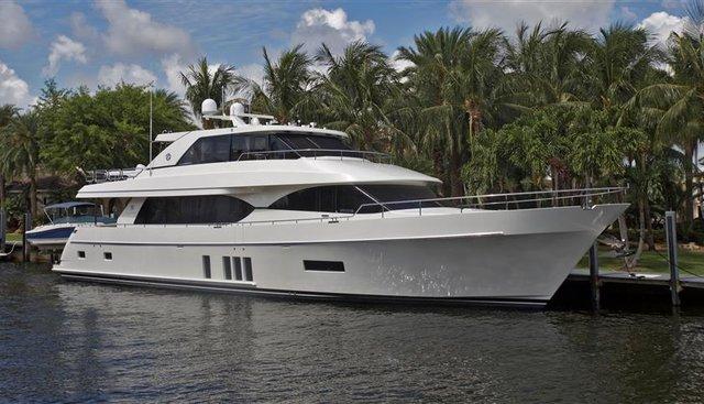 Blind Faith Charter Yacht