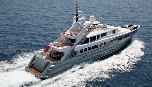Lady MM Charter Yacht - 3