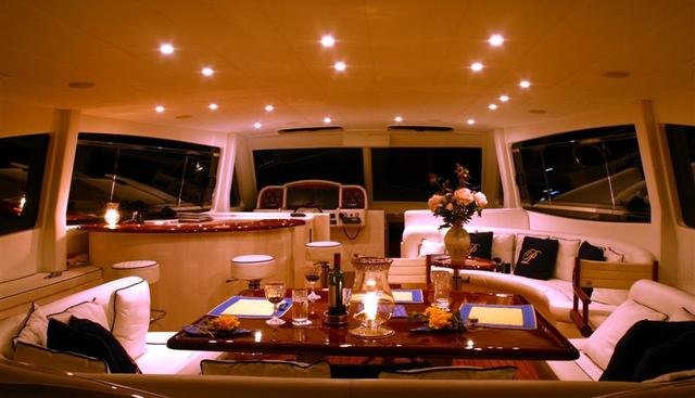 Crazy Love Charter Yacht - 3