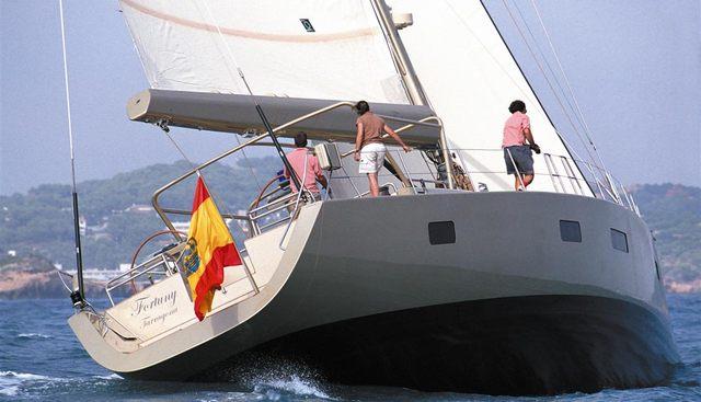 Fantasea Blue Charter Yacht
