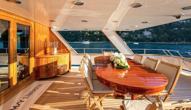 Libertus Charter Yacht - 5