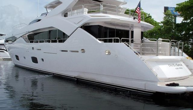 Insignia Charter Yacht - 2