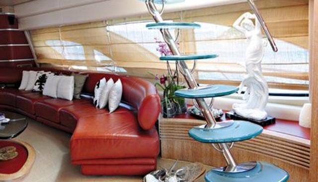 Seven Charter Yacht - 8