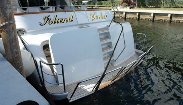 Island Seeker Charter Yacht - 4