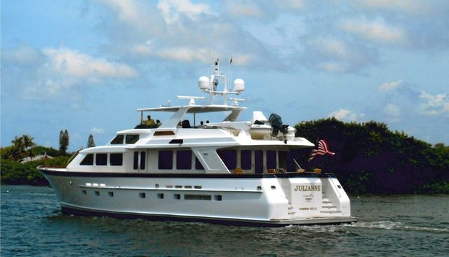 Escapist Charter Yacht