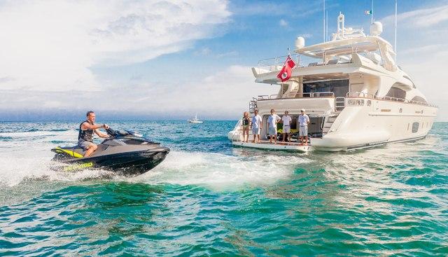 Amanecer Charter Yacht - 2