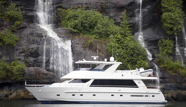 Sea 2 Sea Charter Yacht