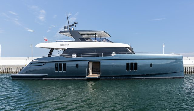 Great White Charter Yacht