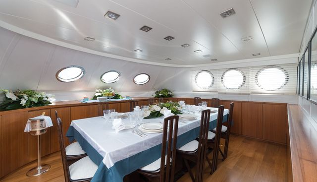 R. Paolucci Charter Yacht - 7