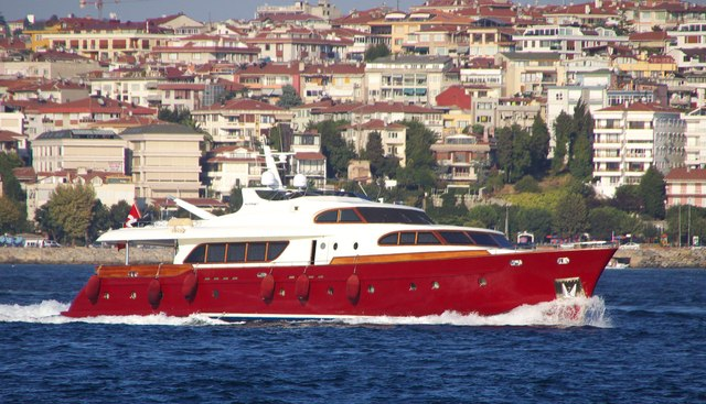 Mirage S Charter Yacht