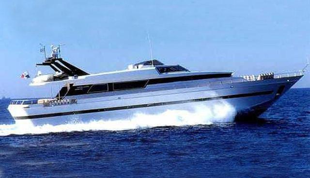 Kappa Charter Yacht