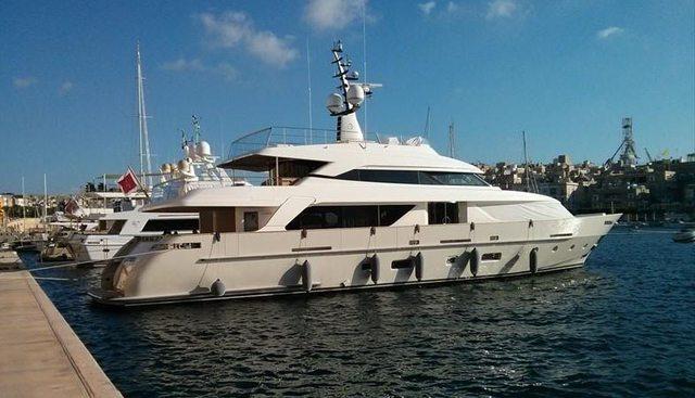 Bonita II Charter Yacht