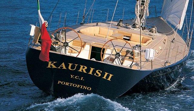 Kauris II Charter Yacht - 2
