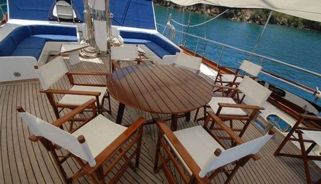 Rigel Charter Yacht - 3