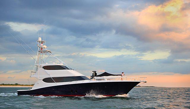 Sweet Tuna Charter Yacht