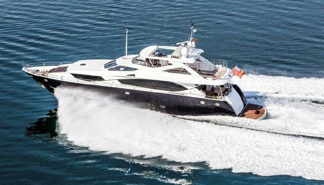 Round Midnight Charter Yacht