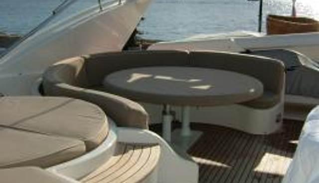 Tiffany Charter Yacht - 4