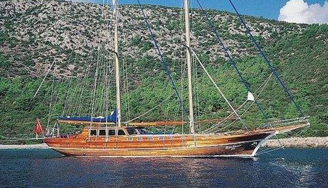 Kaya Guneri III Charter Yacht